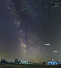 VA LCTEA 3 (JuanMa-Zafra) Tags: valctea nocturnas estrellas universo galaxia trpode nikon d700 tamron 1735mm campo noche zafra extremadura linternas iluminar