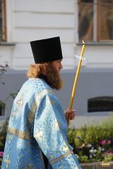 20. Meeting of the Svyatogorsk Icon of the Mother of God / Встреча Святогорской иконы в Лавре