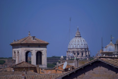 (MarcoSforza) Tags: rome vatican roofs dome