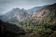 Malibu Creek State Park (Josh Patterson Photo) Tags: malibucreekstatepark statepark malibucreek malibu southerncalifornia socal losangeles santamonicamountains mountain mountains landscape green rock rugged valley slope cloudy overcast