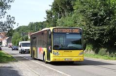 6726 19 (brossel 8260) Tags: belgique bus tec brabant wallon