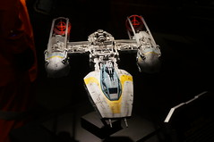 "A Y-Wing in the Star Wars Launch Bay • <a style=""font-size:0.8em;"" href=""http://www.flickr.com/photos/28558260@N04/28853286342/"" target=""_blank"">View on Flickr</a>"