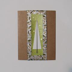 christmas-tree-card (Julie Savard) Tags: origami handmade handmadecards orijuju juliesavard carteenorigami greetingcards collage mixedmedia paperfolding christmas christmastree christmascards holidaycards seasonsgreeting christmastreecards holyday