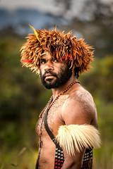 Portrait of The Papuan (tehhanlin) Tags: indonesia wamena westpapua irianjaya jayapura nusantara thedanis sukudani tribe humaninterest portrait lembahbaliem baliemvalley lembahbaliemfestival baliemvalleyfestival sony a7r2 a7rm2 ngc