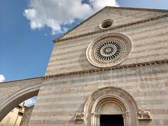 Basilica di Santa Chiara  (sofiazandarin) Tags: assisi travel travelling italy santachiara stclare