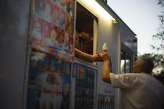 Ice Cream Truck (dtanist) Tags: nyc newyork newyorkcity new york city sony a7 konica hexanon ar 50mm brooklyn bath beach shore promenade park
