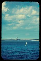 Surf (Nihil Baxter007) Tags: surf haus house nordsee sylt list surfer watersport wassersport sport segel wind wellem waves leuchtturm wolken sky himmel nature water windsurfer