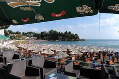 spiaggia (Dario Nardacci) Tags: ulcinj montenegro spiaggia lungomare beach