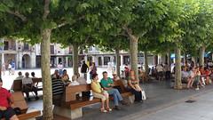 2016-8207 El Burgo de Osma - Plaza Mayor (Wolfgang Appel) Tags: wolfgappel spanien spain espana soria elburgodeosma burgodeosma plazamayor 12597sefa