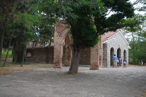 Tombeau thrace de Kazanlak