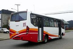 Caio Foz // Mercedes-Benz LO-916 // Lnea 11 (Valdivia) ( JotaBBus) Tags: caio foz mercedesbenz lo916 hyyy52