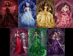 7 fobun (verseskonyv) Tags: anthropomorph colors fantasy female sin