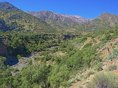 Landscape (Ratee Rats) Tags: parque aguas ramn apoquindo salto trekking santiago chile canon sx50hs hdr