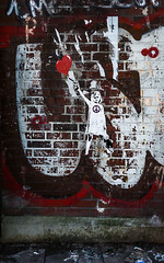 HH-Wheatpaste 3056 (cmdpirx) Tags: hamburg germany reclaim your city urban street art streetart artist kuenstler graffiti aerosol spray can paint piece painting drawing colour color farbe spraydose dose marker stift kreide chalk stencil schablone wall wand nikon d7100 paper pappe paste up pastup pastie wheatepaste wheatpaste pasted glue kleister kleber cement cutout