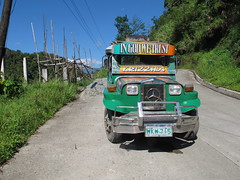 IMG_4652 (Willy leclerc) Tags: banaue philippines philippins cascade jeepney 2014 riziere
