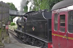 Keighley and Worth Valley Railway (tosh123) Tags: train yorkshire keighley oxenhope steam haworth thedevonian