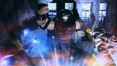 You'll never stop me X-MEN (custombase) Tags: marvellegends xmen juggernaut rogue select colossus