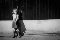 DSC_2629 (jameshowardphotography) Tags: mono monochrome black whitby white girl flowers dress portrait location