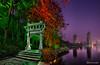 Pagodas del Sol y la luna, Guilin, China (dleiva) Tags: pagoda pagodas panorama panoramica parque park lake lago guilin guangxi china dleiva domingo leiva