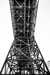 IMG_3874 (NinjaWeNinja) Tags: canon 6d 1634 wide angle black white blackandwhite sf san francisco sanfrancisco contrast fort baker fortbaker golden gate bridge goldengatebridge california high