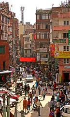 Kamalachhi Street 4 (David OMalley) Tags: kathmandu nepal nepali newar kamalachhi