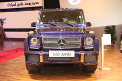 Mercedes-Benz G65 AMG (AlBargan) Tags: show mercedesbenz motor luxury 6th amg 2012  2013 g65  excs