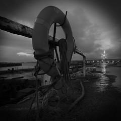 Ardrossan (Nick Lambert!) Tags: longexposure blackandwhite bw scotland ayrshire ardrossan nikond90 ayrshirecoast