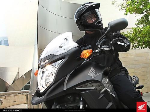 Honda-CB500X-India