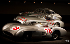 Silberpfeil - The Silver Arrows (Raph/D) Tags: world italy slr 1955 car museum race silver germany mexico eos one mercedes benz 1 moss juan stuttgart stirling champion f1 racing muse sl manuel 7d formula arrows karl 300 legend allemagne argent denis carrera panamericana 300sl mille miglia bodywork kling jenkinson fangio 722 silberpfeil w196 300slr flches motorport slr722 w196s w194