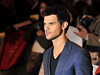 Taylor Lautner The Twilight Saga: Breaking Dawn 2 European Premiere held at the Empire, Leicester Square - Arrivals. London, England