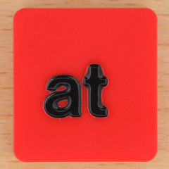 Scrabble Rebus tile - at (Leo Reynolds) Tags: canon tile word eos iso100 scrabble rebus 60mm f80 oneword langeng 0sec 40d hpexif onewordat grouponeword xleol30x xxx2012xxx