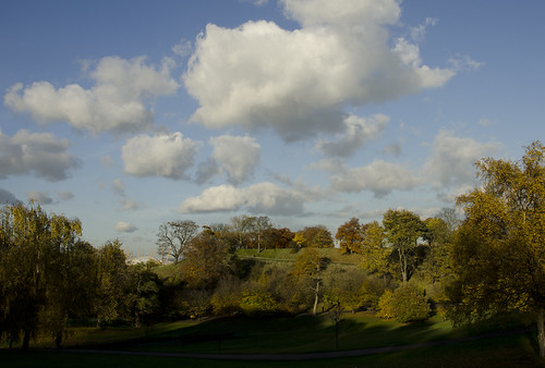 Autumn in Greenwich park ©  Still ePsiLoN