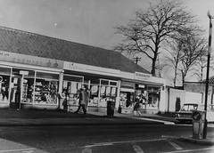 Tor842, Newton Road, High Heaton, Newcastle upon Tyne (Newcastle Libraries) Tags: england people newcastle 60s suburban north social tyne historic wear east 70s 1960s 1970s seventies sixties laszlo torday surburbs