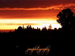 A SUNSET FOR MY MOTHER (jmaphotography) Tags: sunset love silhouette death mother tribute restinpeace