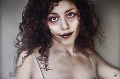 (Liat Aharoni) Tags: selfportrait texturesbylesbrumes