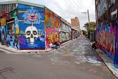 Sydney Graffiti