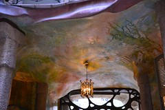 Casa Mil (njrsypride) Tags: barcelona travel art architecture spain catalonia gaudi casamil antonigaudi