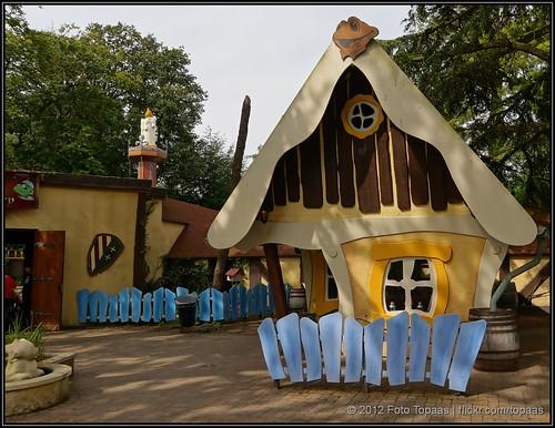 2012-08-13 Duinrell - Rick's Huis