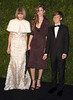 Anna Wintour and guests London Evening Standard Theatre Awards held at The Savoy London
