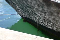 it'll overset (bernawy hugues kossi huo) Tags: black reflection port copenhagen boot boat reflect hafen schwarz noire coque copenhague bteau