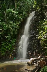 waterfall (dandooon2010) Tags: waterfall long exposure sony malaysia langkawi alpha   a55  nd8
