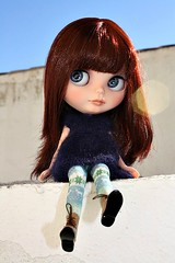 Little Boho gets a new dress!