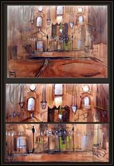 BLUE MOSQUE-MEZQUITA AZUL-ESTAMBUL-ISTANBUL-ART-ARTE-WATERCOLOR-ACUARELAS-PINTURA-PINTOR-ERNEST DESCALS (Ernest Descals) Tags: travel windows light art luz architecture watercolor painting religious arquitectura artwork travels paint cityscape arte interior religion paintings istanbul ventanas viajes painter mezquita monumentos acuarela watercolors spiritual bluemosque monuments interiores detalles istambul painters turquia pintor pintura pintores pintar cuadros pinturas viajar estambul magia acuarelas viajeros espiritualidad rojos turquey mezquitaazul vidacotidiana viajeras spiritualart mezquitas espirituales acuarelistas spiritualpaintings edificiosreligiosos ernestdescals mezquitamezquitas