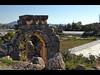Xantos arch (VillaRhapsody) Tags: turkey ancient arch antique farming agriculture greenhouses kemer fethiye lycian preroman xantos