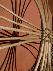 "Yurt Crown Wheel Spokes • <a style=""font-size:0.8em;"" href=""http://www.flickr.com/photos/61957374@N08/8245187914/"" target=""_blank"">View on Flickr</a>"