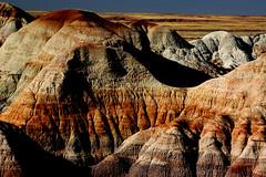 Painted Desert (jwoodphoto) Tags: arizona southwest landscape desert painteddesert petrifiedforestnationalpark jwoodphoto