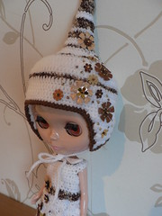 Blythe dress made by me
