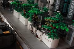 Operation Big Apple: Damage (✠Andreas) Tags: lego military diorama thepurge operationbigapple