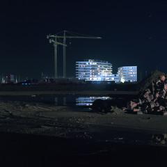 (claus peder) Tags: kodak harbour bronica portra aarhus 160 80mm sqai autaut