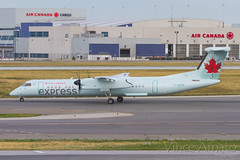 A0053_007 (Vince Amato Photography) Tags: aircanadaexpress bombardier cggfp cyyz canada commercial dh8d dash8400 ggn jza ontario pearsoninternationalairport skv toronto yyz